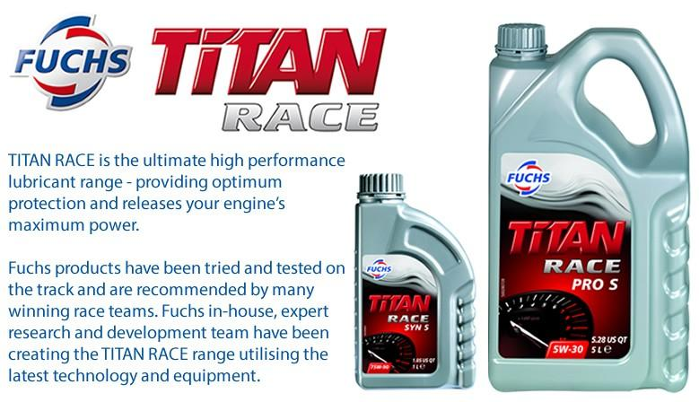 Titan Race Motorsport Oil